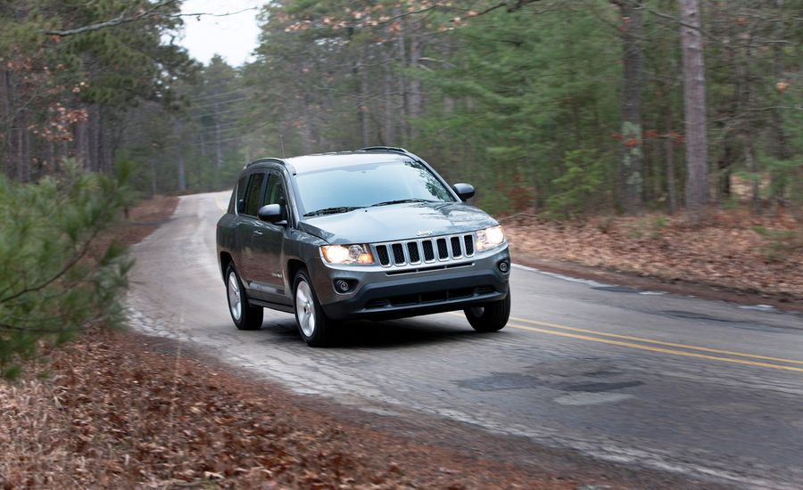 2012 Jeep Compass Latitude 4x4