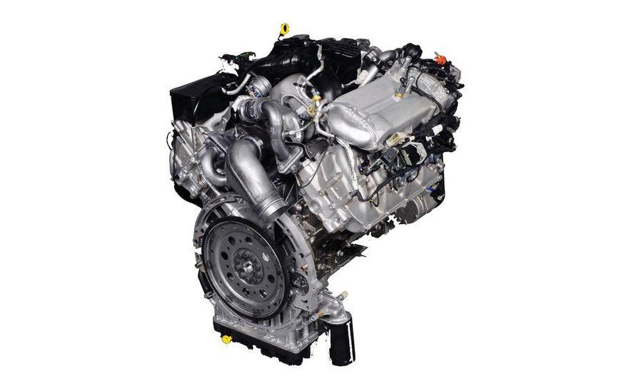 2012 Chevrolet Silverado 2500 HD - Slide 9