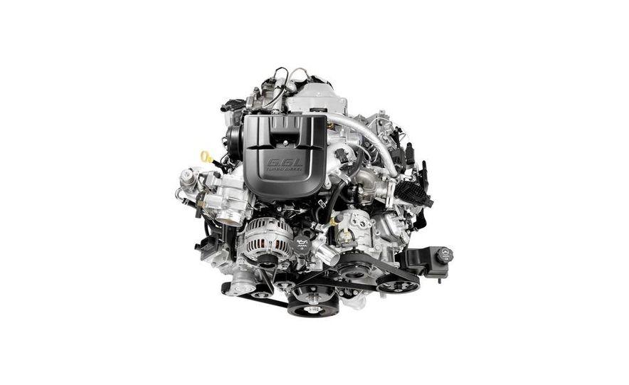 2012 Chevrolet Silverado 2500 HD - Slide 14