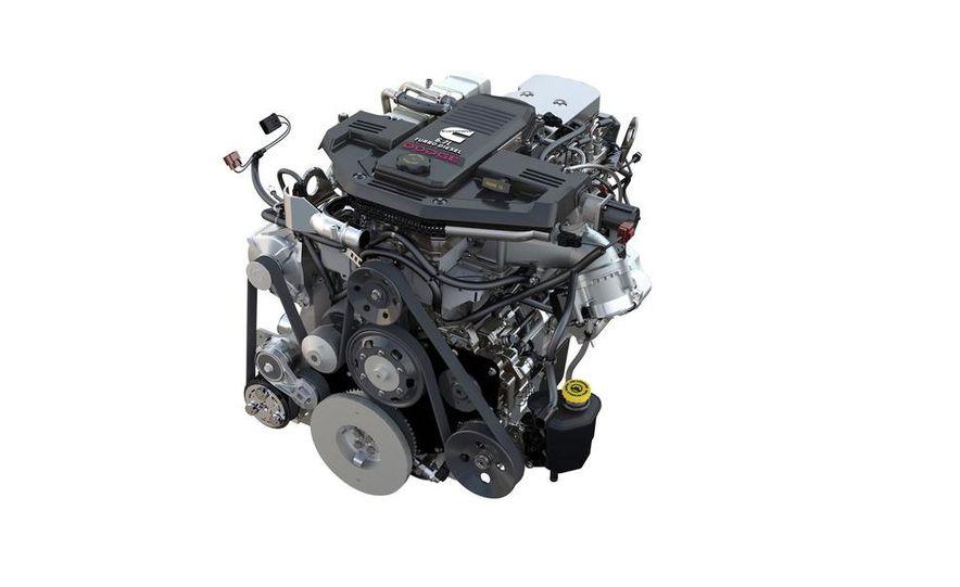 2012 Chevrolet Silverado 2500 HD - Slide 22