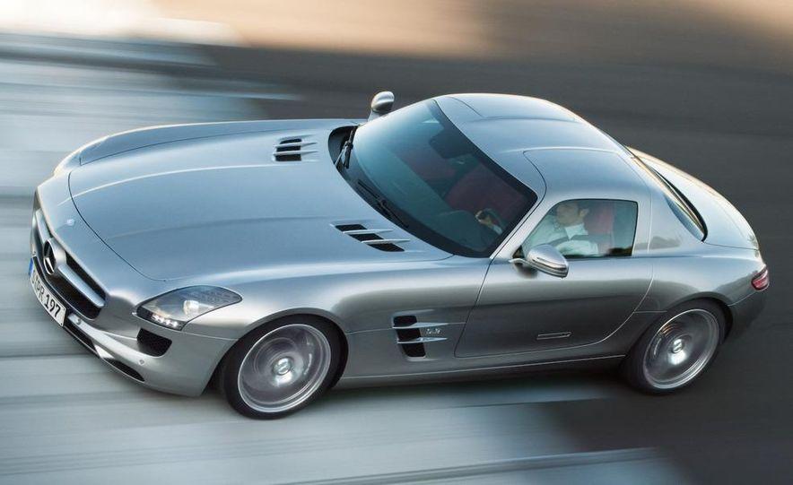 2015 Mercedes-AMG SLC (artist's rendering) - Slide 3