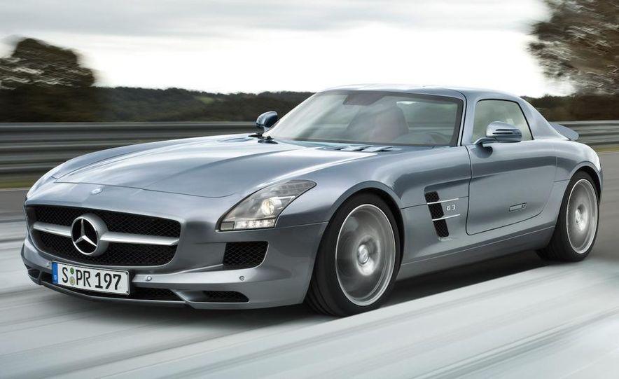 2015 Mercedes-AMG SLC (artist's rendering) - Slide 5
