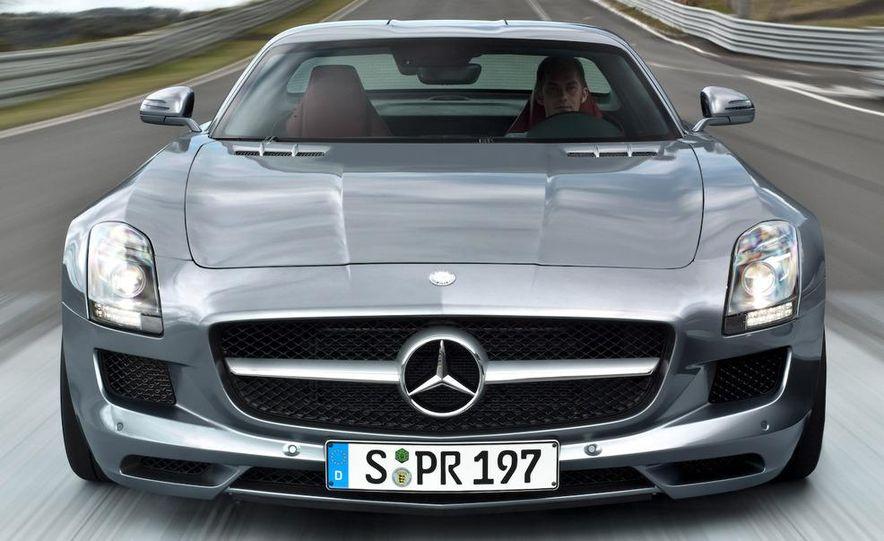 2015 Mercedes-AMG SLC (artist's rendering) - Slide 6