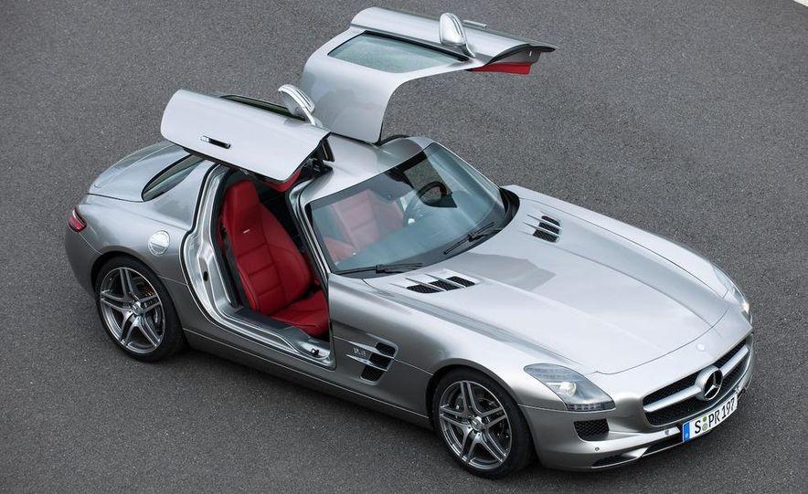 2015 Mercedes-AMG SLC (artist's rendering) - Slide 7