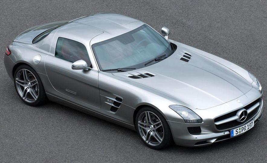 2015 Mercedes-AMG SLC (artist's rendering) - Slide 8