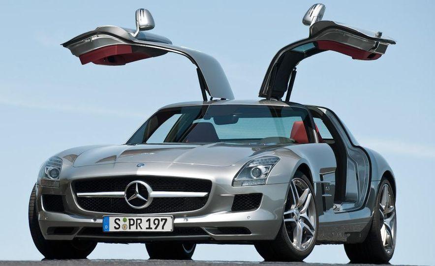 2015 Mercedes-AMG SLC (artist's rendering) - Slide 9