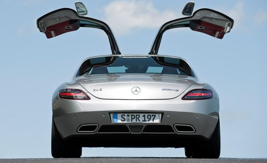 2015 Mercedes-AMG SLC (artist's rendering) - Slide 15