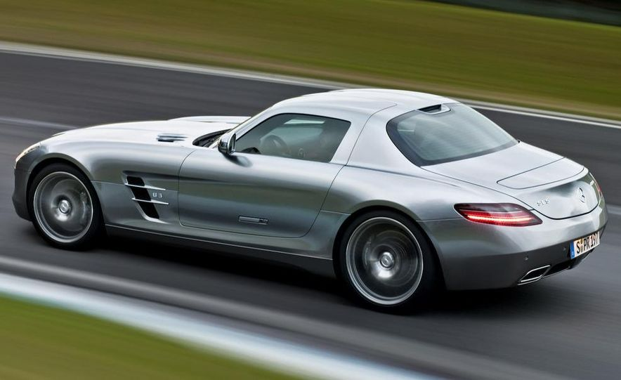 2015 Mercedes-AMG SLC (artist's rendering) - Slide 18