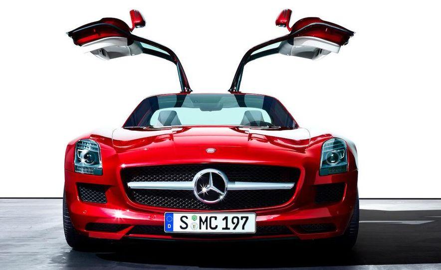 2015 Mercedes-AMG SLC (artist's rendering) - Slide 19