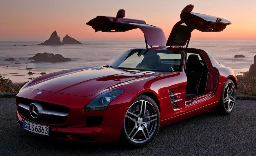 2015 Mercedes-AMG SLC (artist's rendering) - Slide 24