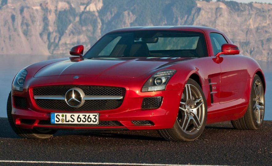 2015 Mercedes-AMG SLC (artist's rendering) - Slide 27