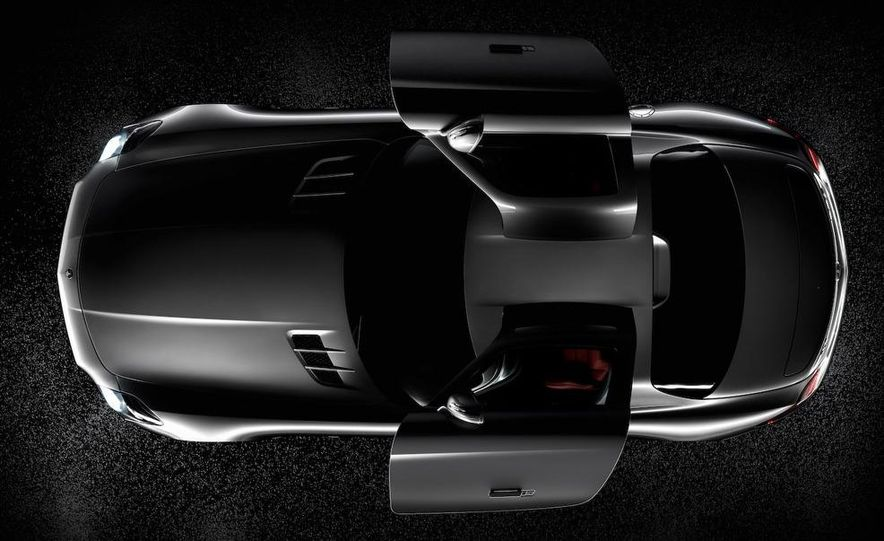 2015 Mercedes-AMG SLC (artist's rendering) - Slide 32