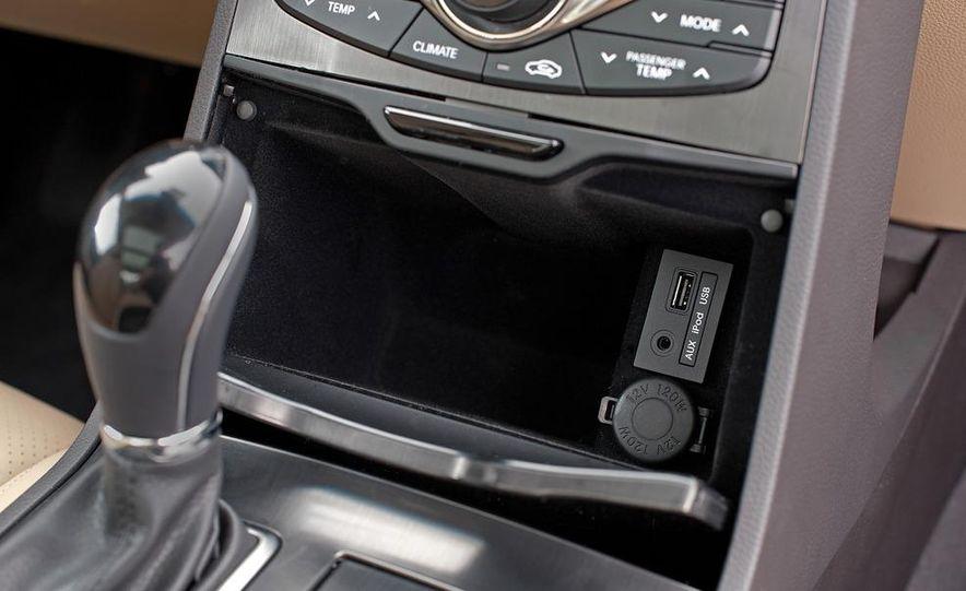 2012 Hyundai Azera - Slide 35