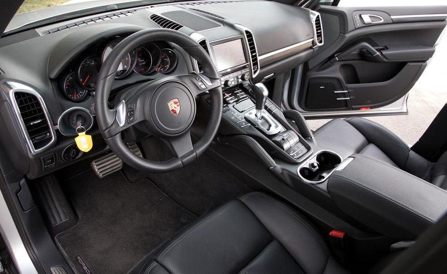 Lamborghini SUV (artist's rendering) - Slide 12