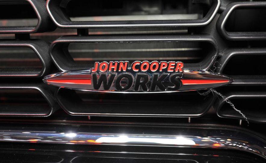 2013 Mini John Cooper Works Countryman - Slide 11