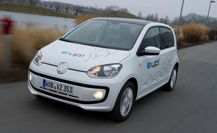 Volkswagen Cross Up! concept - Slide 5