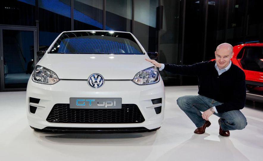 Volkswagen Cross Up! concept - Slide 11