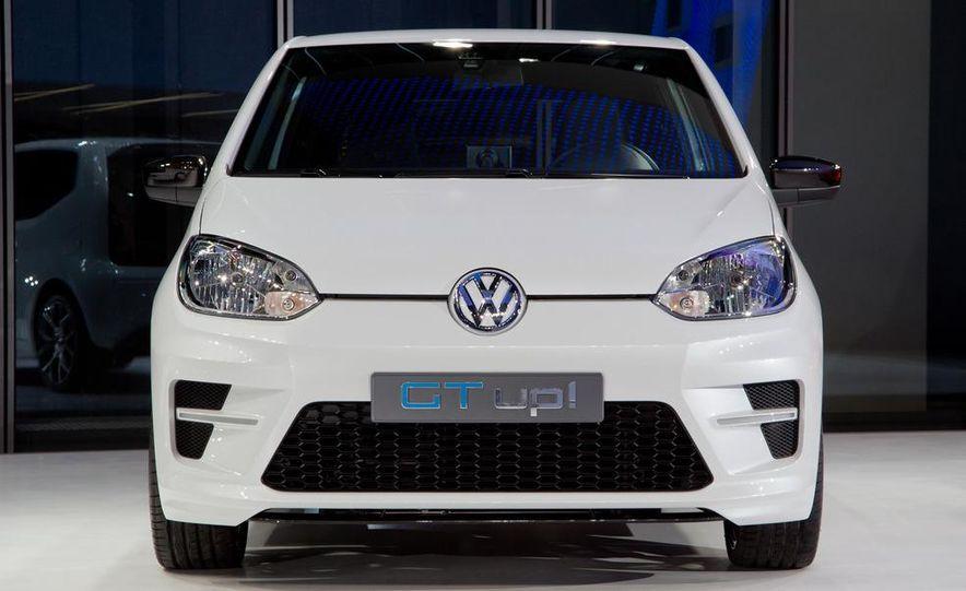 Volkswagen Cross Up! concept - Slide 12