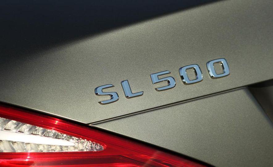 2013 Mercedes-Benz SL500 - Slide 12