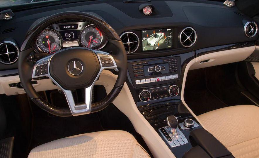 2013 Mercedes-Benz SL500 - Slide 14