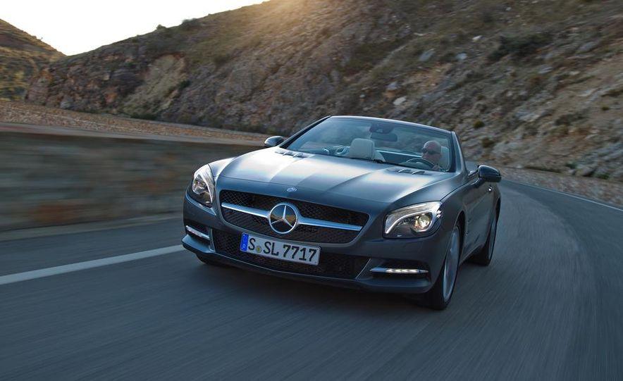 2013 Mercedes-Benz SL500 - Slide 3