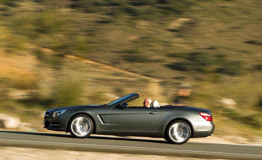 2013 Mercedes-Benz SL500 - Slide 6