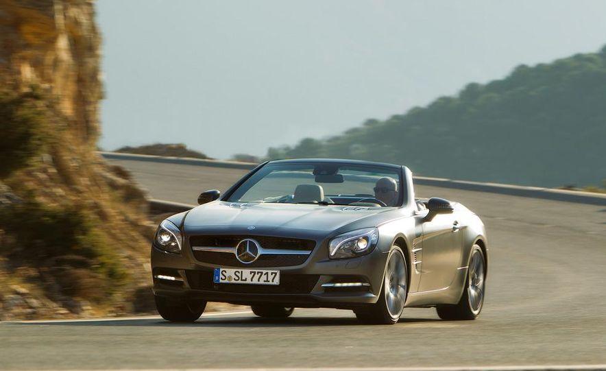 2013 Mercedes-Benz SL500 - Slide 7