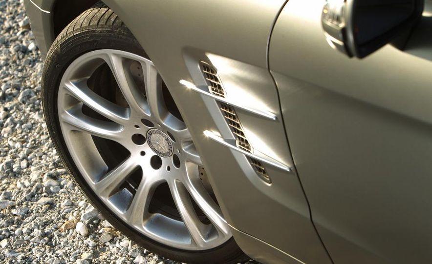 2013 Mercedes-Benz SL500 - Slide 13