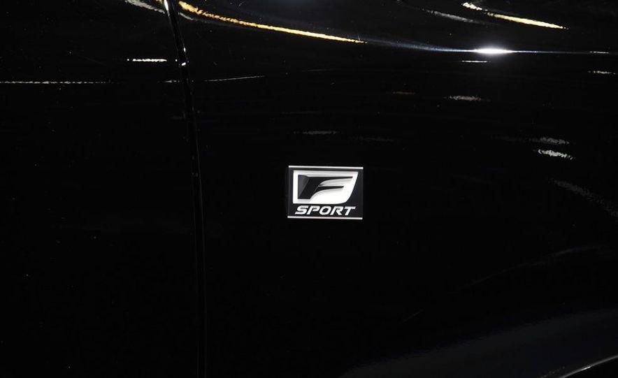 2013 Lexus RX450h - Slide 38