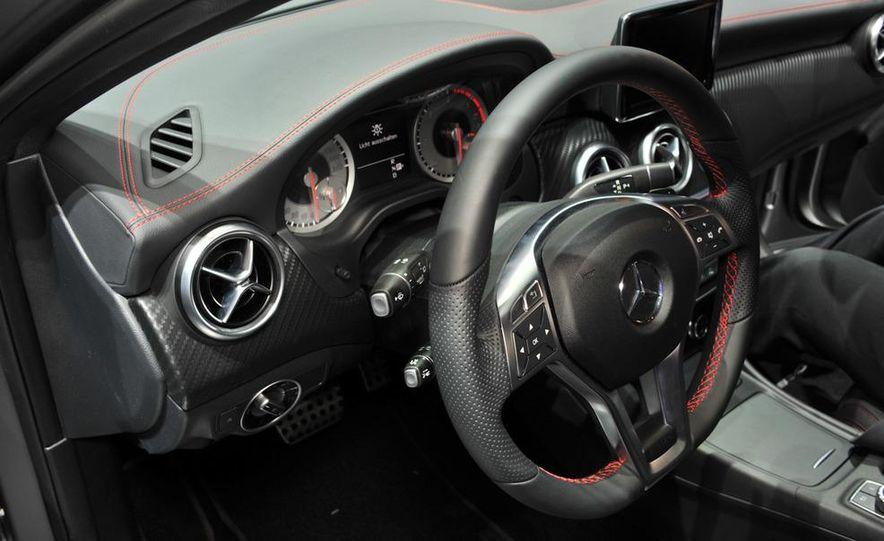 2013 Mercedes-Benz A-class - Slide 8