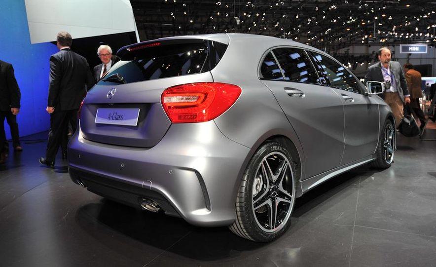 2013 Mercedes-Benz A-class - Slide 25