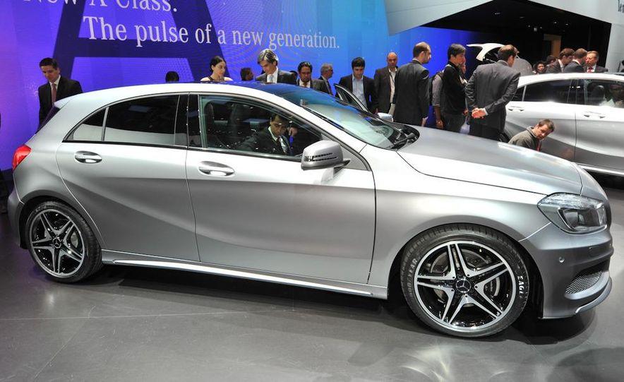 2013 Mercedes-Benz A-class - Slide 1