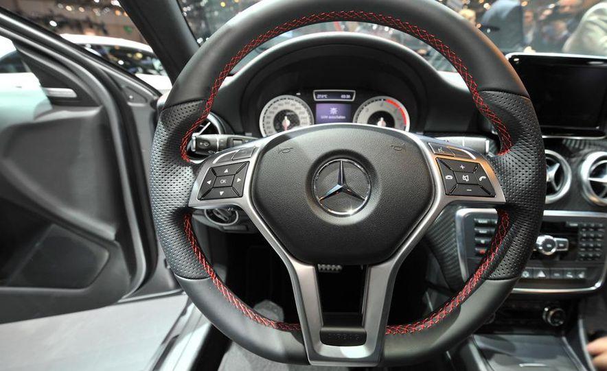 2013 Mercedes-Benz A-class - Slide 12