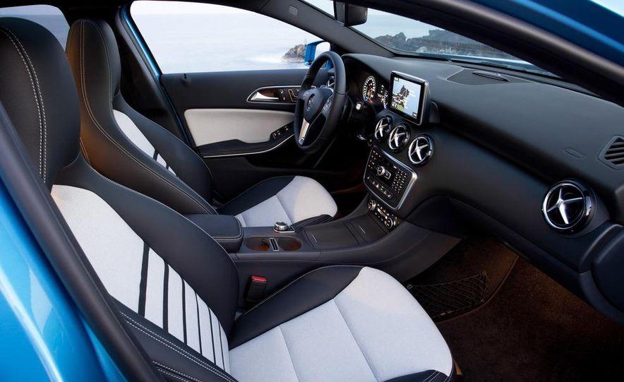 2013 Mercedes-Benz A-class - Slide 20