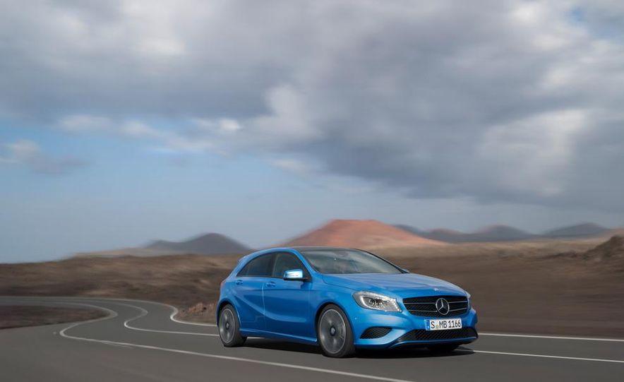 2013 Mercedes-Benz A-class - Slide 17