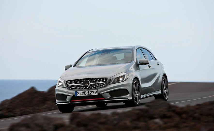 2013 Mercedes-Benz A-class - Slide 26