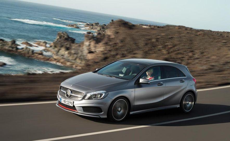 2013 Mercedes-Benz A-class - Slide 27