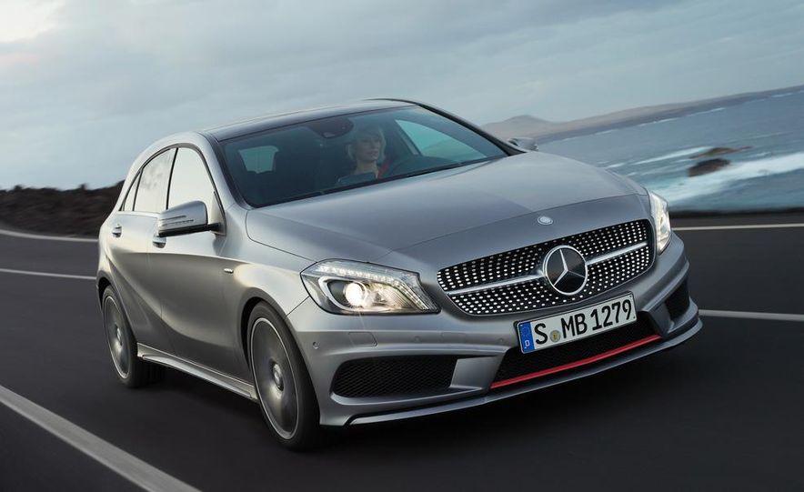 2013 Mercedes-Benz A-class - Slide 30