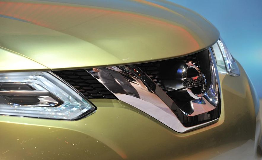 Nissan Hi-Cross concept - Slide 23