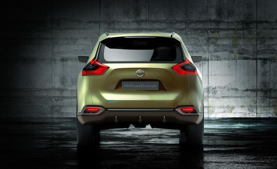 Nissan Hi-Cross concept - Slide 39