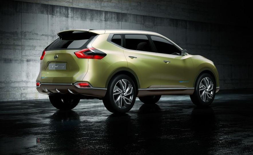 Nissan Hi-Cross concept - Slide 42