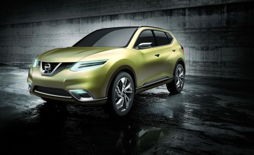 Nissan Hi-Cross concept - Slide 43