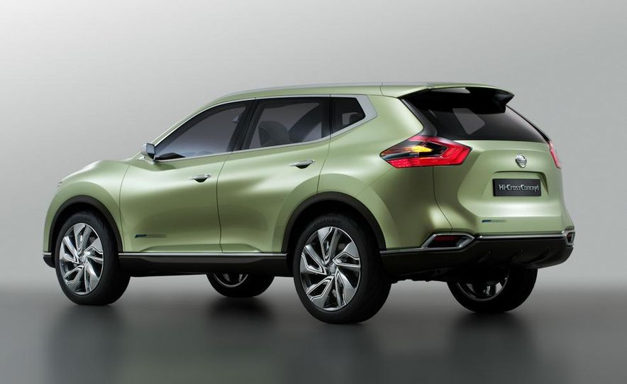 Nissan Hi-Cross concept - Slide 45