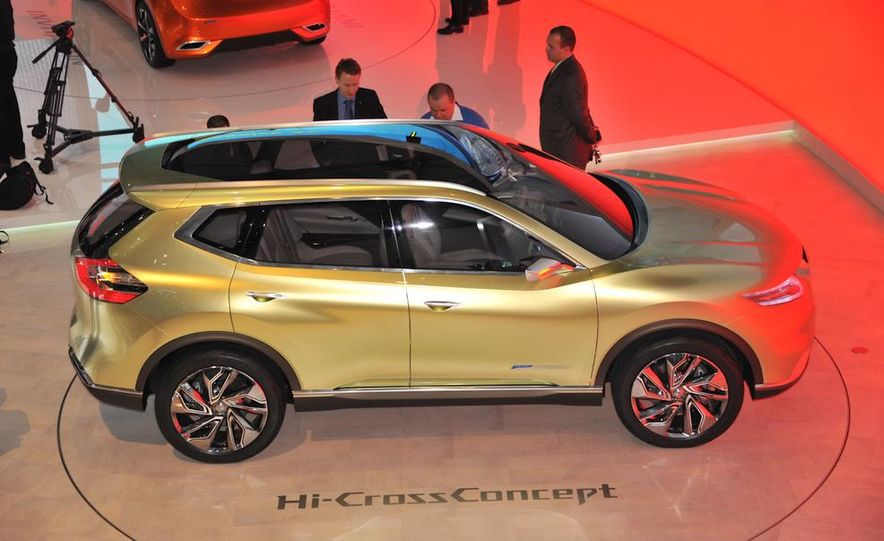 Nissan Hi-Cross concept - Slide 2