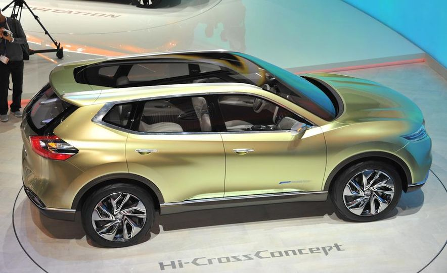 Nissan Hi-Cross concept - Slide 5