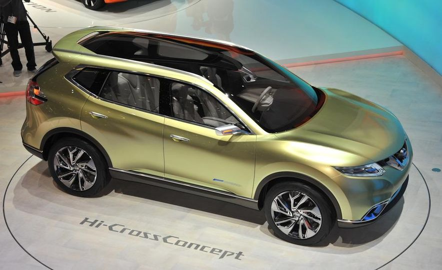 Nissan Hi-Cross concept - Slide 6