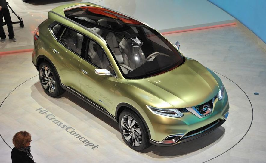 Nissan Hi-Cross concept - Slide 7