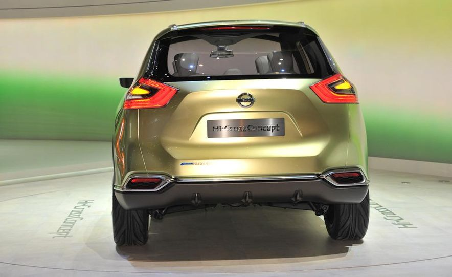 Nissan Hi-Cross concept - Slide 8