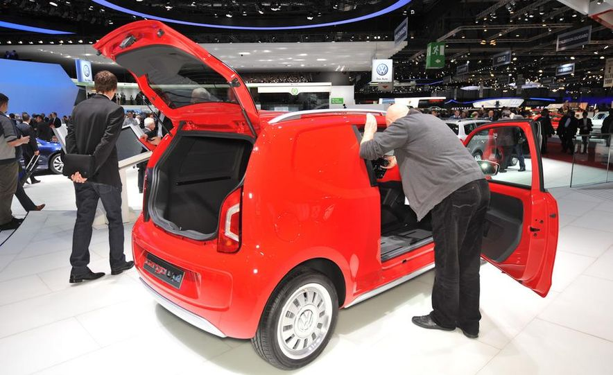 Volkswagen Cargo Up! concept - Slide 1