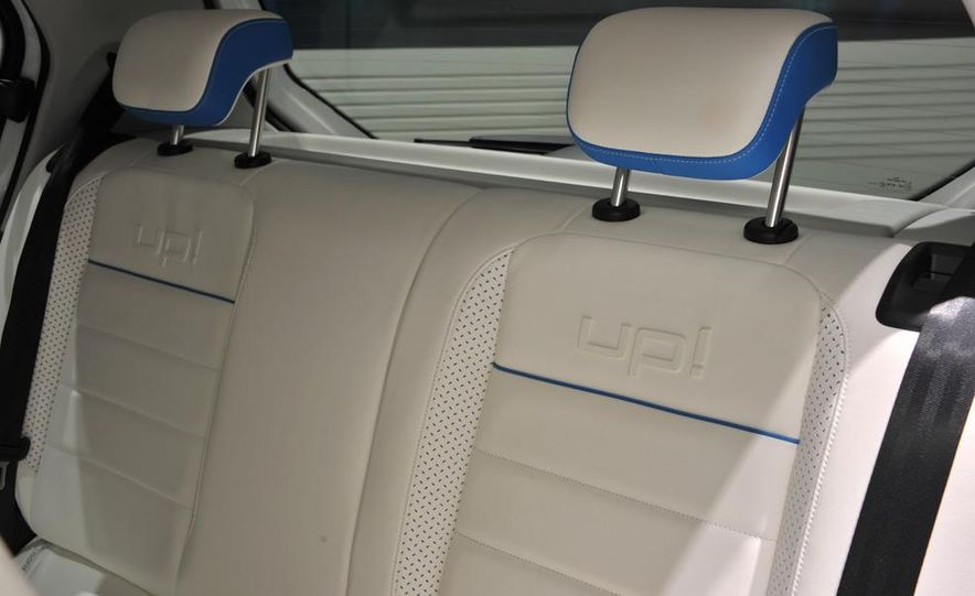 Volkswagen Cargo Up! concept - Slide 14